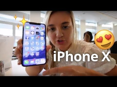 Apple iPhone X in action accidentally revealed before release | VIDEO