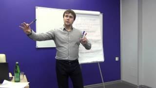 Постоянный анализ своих действий. Антон Гарбарчук