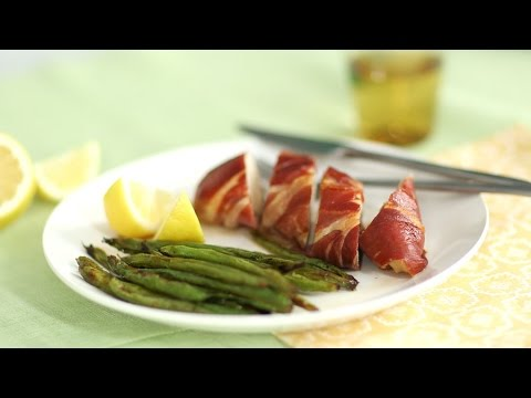 Prosciutto Wrapped Chicken Breast