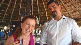 "How To Make A Jamaica Margarita Cocktail - The ""samaica"""