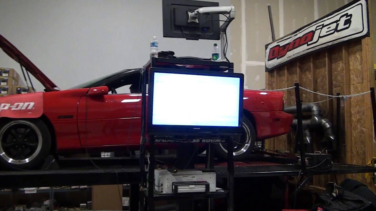 Turbo 6 0L LQ4 Z28 - 14 lbs  - 76mm on3 - Dyno Run