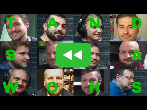 2019 STANDASHOW REWIND. Všichni hosté v jednom videu. Kdo vás zaujal nejvíc?