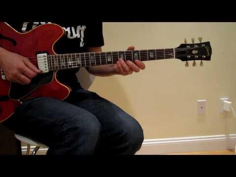 Tomo Fujita Guitar Lesson Blues chord tone BB King 耳ギターが弾ける本。