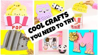EASY AND COOL DIY CARDBOARD PROJECTS YOU DEFINITELY HAVE TO TRY COMPILATION