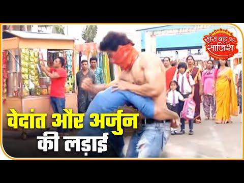 Vedant And Arjun's Fight Sequence For Saumya | Shakti Astitva Ke Ehsaas Ki | Saas Bahu Aur Saazish