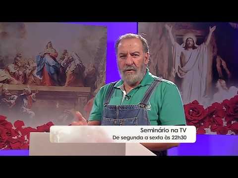 Estreia do programa Seminário na TV na Rede Século 21