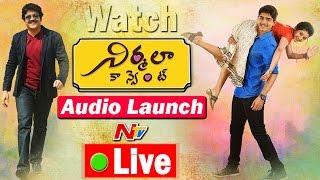 nirmala-convent-audio-launch-live-akkineni-nagarjuna-roshan-salur-roshanshriya-sharma