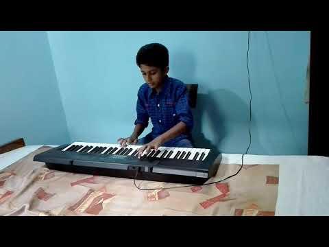Emil benz Mathew playing organ