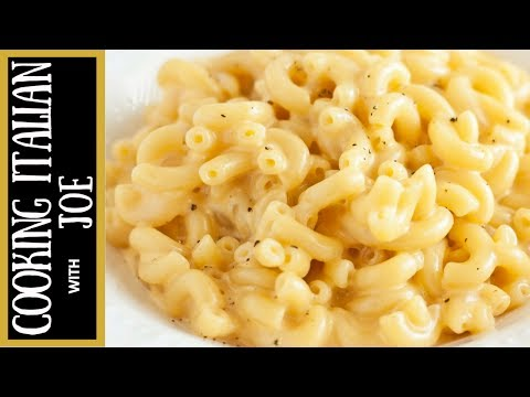 World's Best Macaroni and Cheese Cooking Italian with Joe
