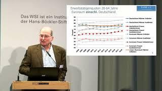 Zunahme der Erwerbstätigkeit – und auch der Chancenungleichheit   M. Knuth  WS  Herbstforum 2019