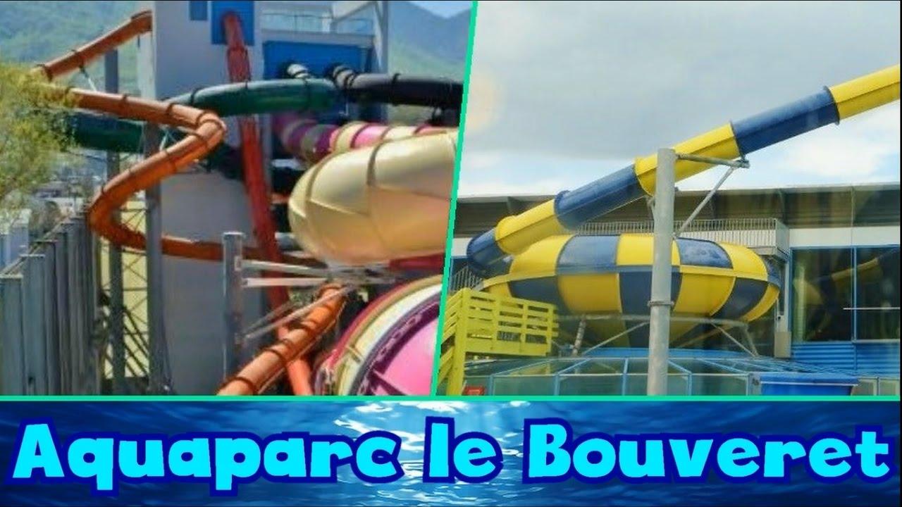 Aquaparc le Bouveret 2016/2017 EXTREME SPEED SLIDES! - YouTube