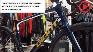 Giant Revolt Advanced 3 2020 - a może by tak poskładać sobie nowy rower?:)