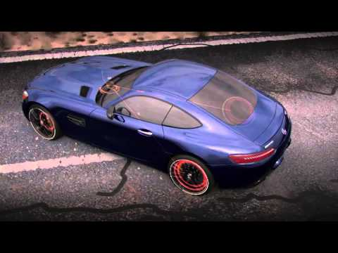 Mercedes-AMG Technology | Electronic Limited Slip Differential