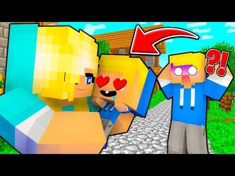 MIO FIGLIO CI PROVA CON LA MIA RAGAZZA?! - Minecraft ITA