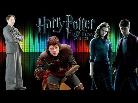 Harry Potter And The Half-Blood Prince (2009) - Soundtrack mp3