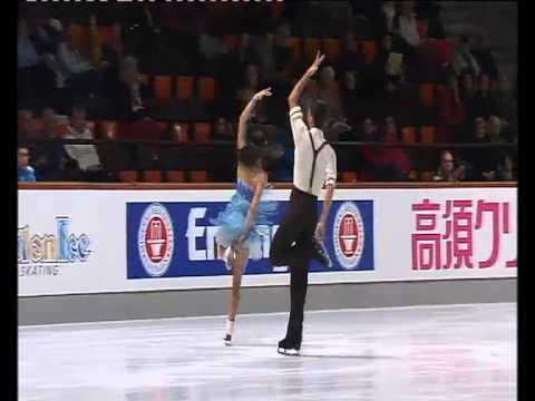 Ice Dance SD, Olympic Qualifying Event - Nebelhorn Trophy 2013