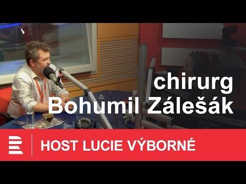 Plastický chirurg Bohumil Zálešák: Snížit utrpení a zvýšit kvalitu života. To je také vítězství!