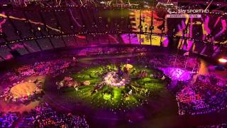 Baixar - Coldplay Feat Rihanna Jay Z Closing Ceremony Of The London 2012 Paralympic Games 1080p Hd Grátis