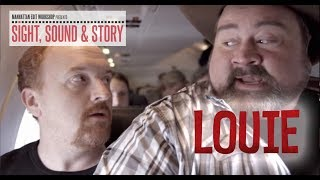 "Cinematographer Paul Koestner Discusses Crafting a Scene Entirely out of One Shot in ""Louie"""