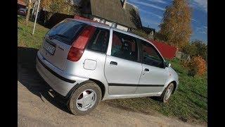 Чип-тюнинг Fiat Punto 1.1i 55hp