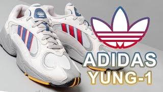Adidas YUNG-1 CG7127 ЦЕНА - КАЧЕСТВО не оправдали себя.