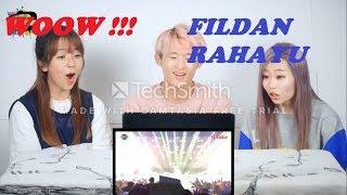 Orang Korea Dan India Dibuat Kagum Oleh Nyanyian F