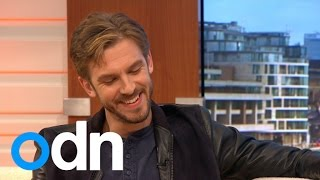 flushyoutube.com-Good Morning Britain: Dan Stevens had to do what to get The Guest role?!