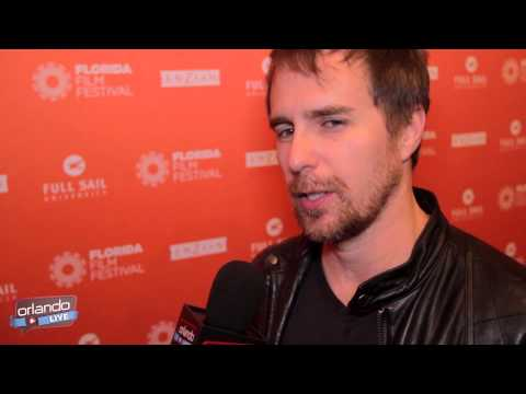 Orlando LIVE - Florida Film Festival 2015 - Interview with Sam Rockwell