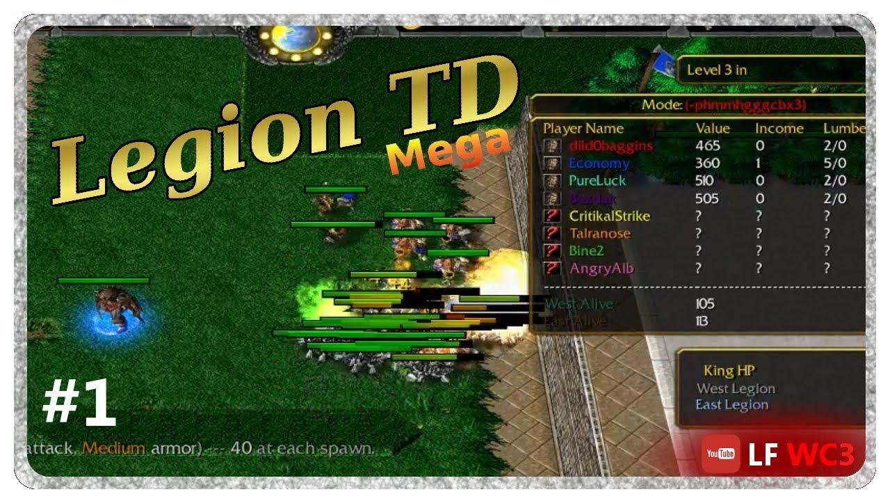 Legion TD Mega #1 | How Mega Works