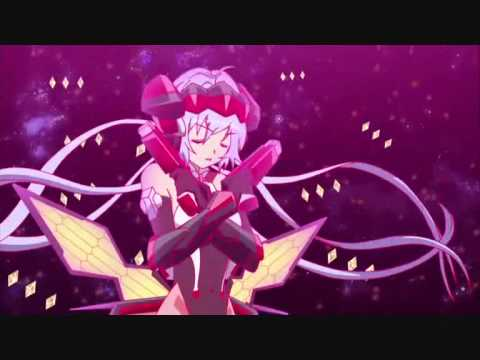 Senki Zesshou Symphogear Combat Swan Songs