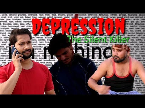 depression-||the-silent-killer||-heart-touching-video