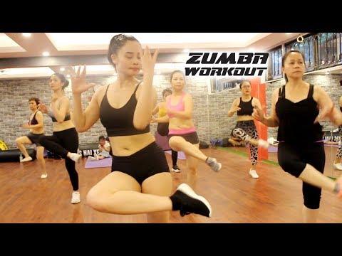 aerobic exercise l 23 mins aerobic dance workout l