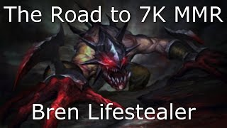 Dota 2 Lifestealer Guide: 6.6k MMR - How to Farm Fast, Carry, Pro Gameplay Efficient Farming