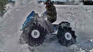 How Many Times Do We Get Stuck? Winter Bash Session