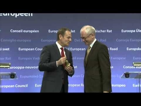 Poland's Donald Tusk is new European Council President