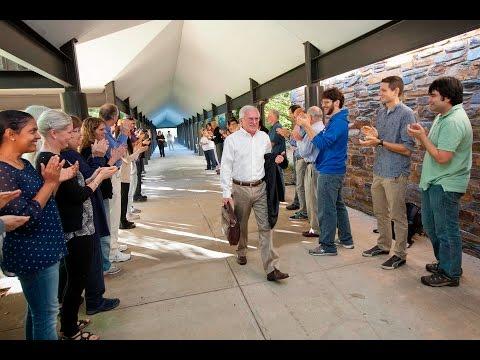 Duke's Biochemistry Department Congratulates Nobel Prize Winner
