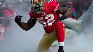 Patrick Willis Career Highlights: 49ers Linebacker Retires with Hall Of Fame Credentials