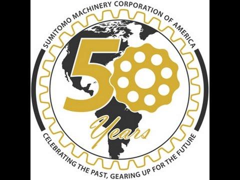 Sumitomo Machinery Corporation of America's 50th Anniversary