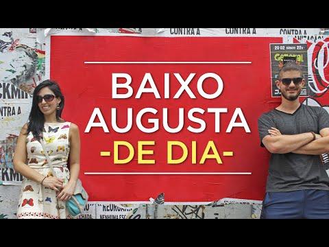 ROLÊ PELA RUA AUGUSTA DE DIA | São Paulo