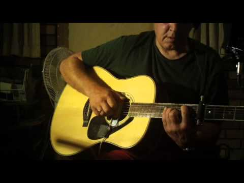 Good Night Irene (style of John Martyn) -A Cover