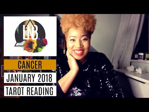 Cancer, You Are the Golden Child of 2018! January 2018 Tarot Reading