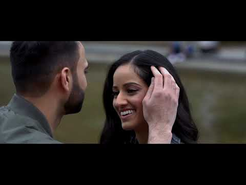 Lauv - I like me better (Romee and Rajiv Wedding Engagement Shoot Video)