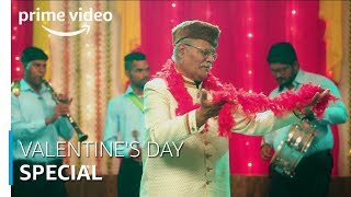Mirzapur Bho*diwale Chacha Dancing on Sad Songs | Valentine's Day Special | Amazon Prime Video
