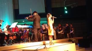 Video The Master's Voice by Sally Deford / Jeramie Sanico with Star Suzuki Strings download MP3, 3GP, MP4, WEBM, AVI, FLV Agustus 2018
