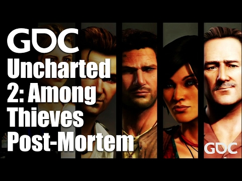 Among Friends - An Uncharted 2: Among Thieves Post-Mortem