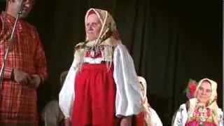 Под яблонькой. Притча о нелёгкой женской доле. Исполнитель: Дарья Семёновна Ходосова.