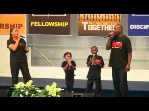 Lord I Put My Trust In You (You Can Do Anything) By DeVant Family