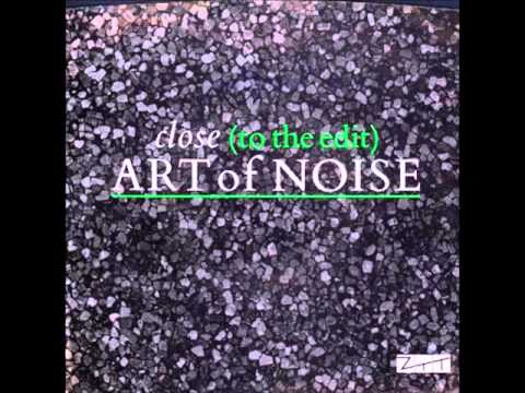 Art of Noise Close (to the Edit) - 1984 HD