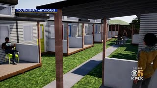 Tiny Home Village Aims To Combat Youth Homelessness In East Bay