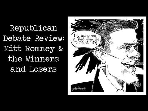 Republican Presidential Candidates Debate Review